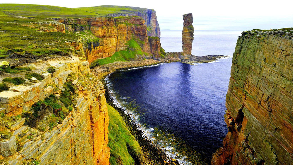 Old Man of Hoy, Шотландия