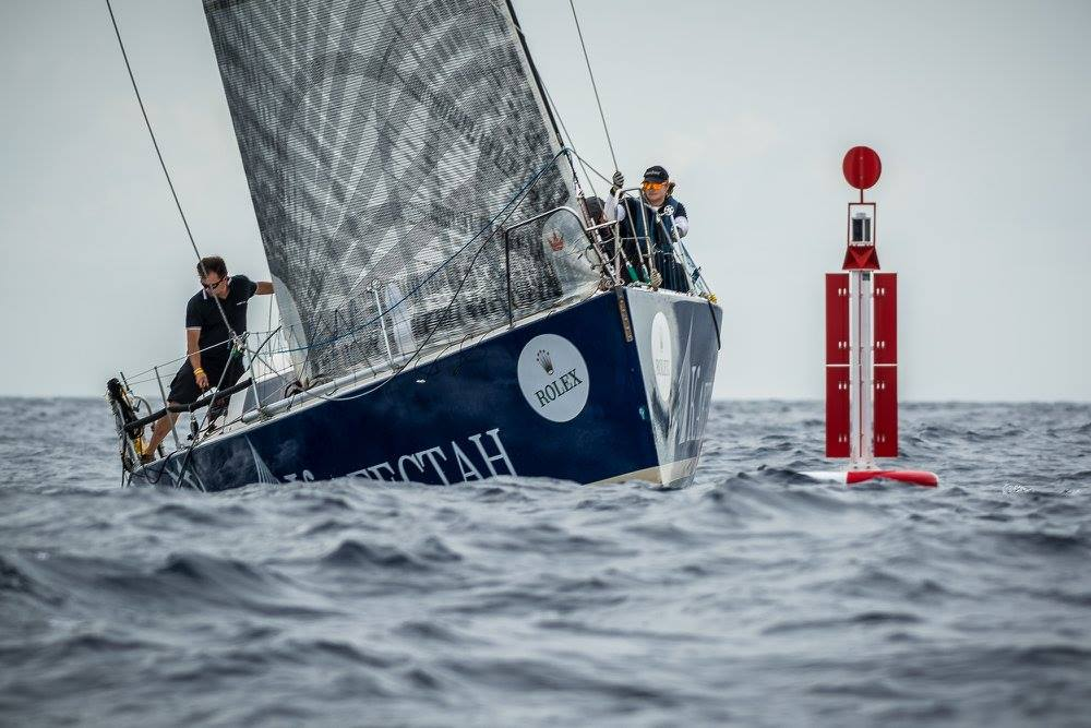 Завершилась Rolex Middle Sea Race 2016